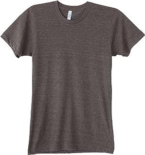 American Apparel Unisex Men's Tri-Blend Short Sleeve Crewneck Track T-Shirt