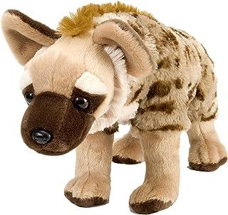 "Wild Republic Hyena, Stuffed Animal, Plush Toy, Gifts for Kids, Cuddlekins, 12"", Multi (12240)"