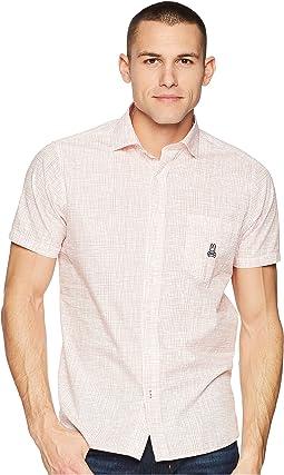 Short Sleeve Cotton Sport Shirt