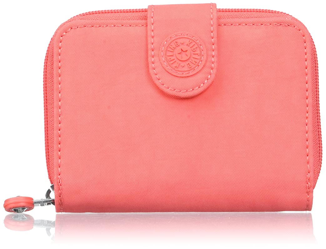 依存組み合わせ企業(Orange (Galaxy Orange)) - Kipling Women's New Money Wallet