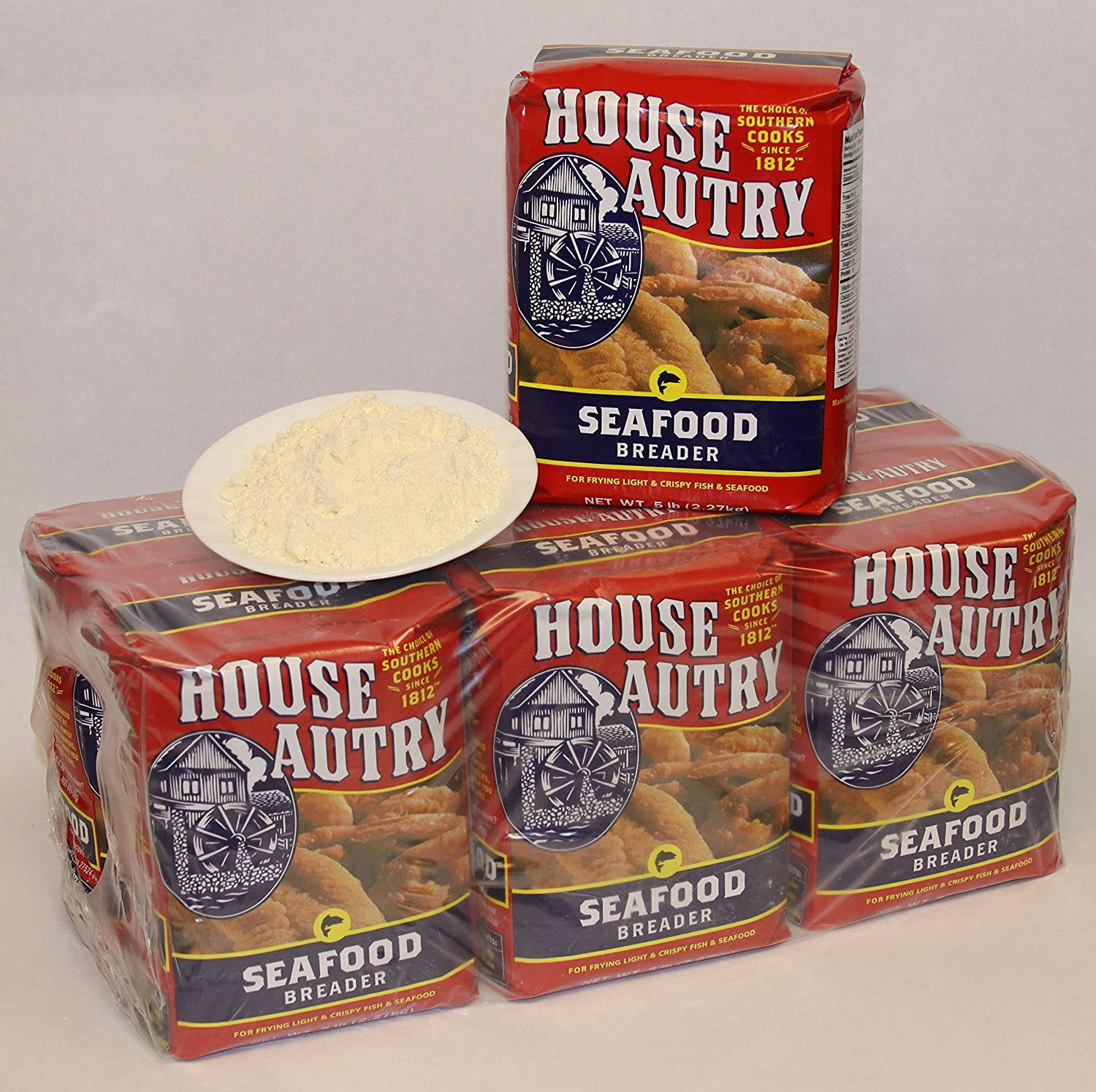 House Autry Mills Seafood SEAL limited product Breader 6 count lb Bargain 5
