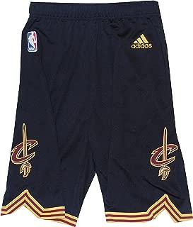 NBA Cleveland Cavaliers Youth Replica Black Alternate Shorts - Boys 8-20