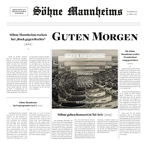 Guten Morgen Radio Edit By Söhne Mannheims On Amazon Music