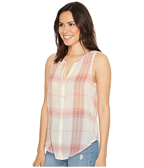 Front Top Tie Sleeveless Lucky Brand tIwRnF