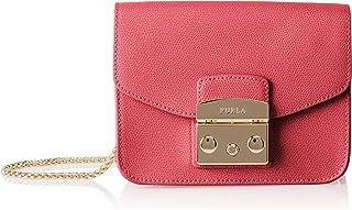 FURLA Womens Metropolis Mini Crossbody Cross-Body Bag