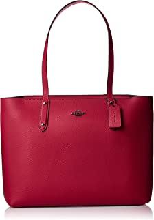 Coach Handbag for Women- Red