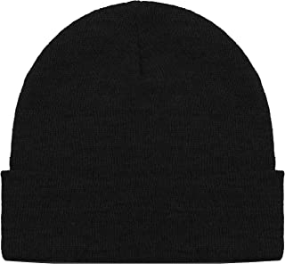 Merino Wool Beanie Hat -Soft Winter and Activewear Watch Cap