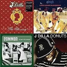 The 100 Greatest Dilla Beats