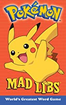 Pokemon Mad Libs