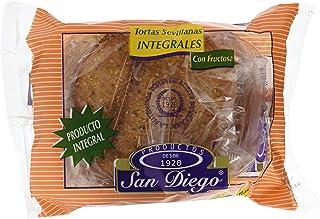 Productos San Diego Tortas Integrales - Paquete de 12 x 200 gr - Total: 2400 gr