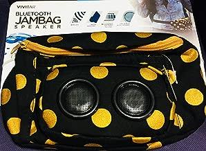 Vivitar jambag bluetooth speaker