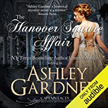 The Hanover Square Affair: Captain Lacey Regency Mysteries