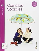 CIENCIAS SOCIALES C-MANCHA + ATLAS 4 PRIMARIA - 9788468030258