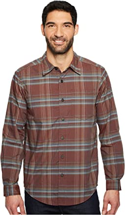 ExOfficio - Kensington Plaid Long Sleeve Shirt