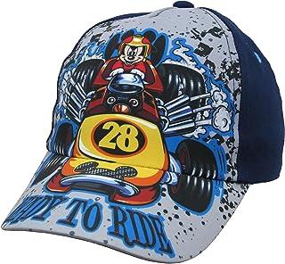 Disney Mickey Mouse 28 Navy Baseball Cap - Boys' Toddler