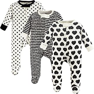 Unisex Baby Organic Cotton Sleep and Play