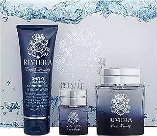 English Laundry Riviera 3 Piece Gift Set