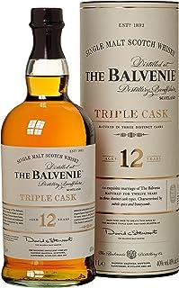 Balvenie 12 Years Old Triple Cask mit Geschenkverpackung Whisky 1 x 1 l