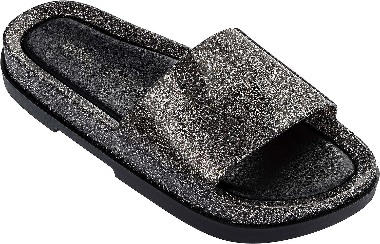Melissa Womens Beach Slide Sandal