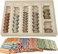 bank teller coin tray