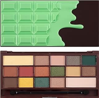 Makeup Revolution I Heart Makeup Palette, Mint Chocolate V4, 22g