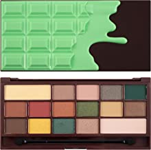 Makeup Revolution London I Heart Makeup Palette (Eyeshadow), Mint Chocolate V4, 22g