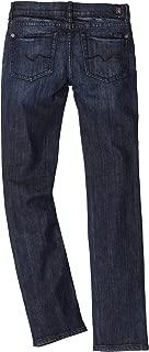 7 For All Mankind Big Girls' Roxanne Classic Skinny Fit Jean