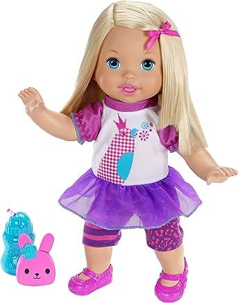 Little Mommy - Fala Comigo X1030 Mattel Colorido Multicor