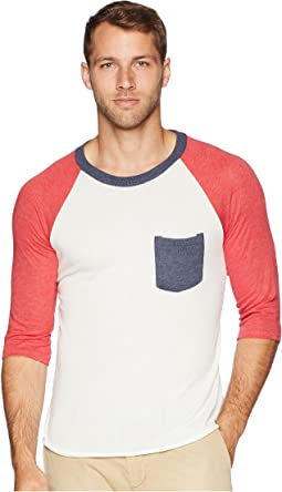 Pocket Baseball Tee