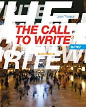 call to write brief edition 6th