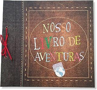 Álbum Nosso Livro de Aventuras