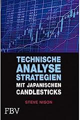 Technische Analysestrategien mit japanischen Candlesticks (German Edition) Format Kindle
