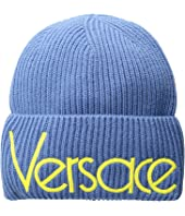 Versace - Vintage Versace Logo Beanie