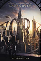 York: The Shadow Cipher Kindle Edition