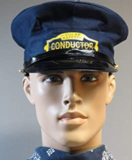 Lionel The Polar Express Youth Conductor's Hat Train