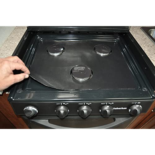 Stove Wrap SWRV400 Stove Protection for RV stovetop and Oven