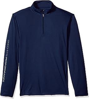 Skechers Golf Men's Go Dri Ultra Upf 50 Long Sleeve 1/4 Zip Pullover