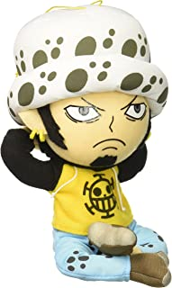 GE Animation GE-52722 One Piece Trafalgar D. Water Law Stuffed Plush