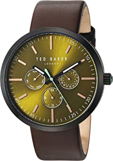 Best ted baker brown leather watch Reviews