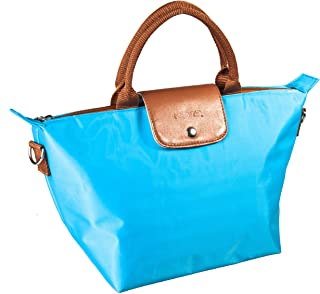kora K3-068 Insulated Fashion Lunch Tote, Blue