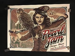 thomas pearl jam poster