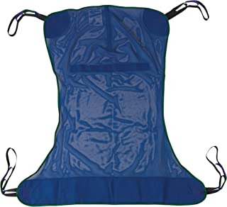 Drive Medical Full Body Patient Lift Sling, Mesh, Large