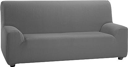 Amazon.es: funda sofa elastica gris