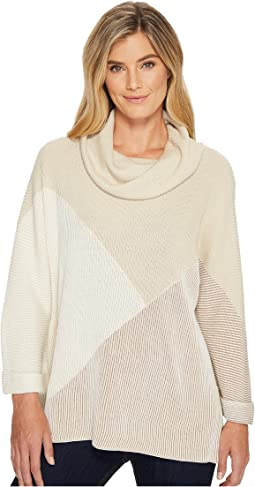 NIC+ZOE - Linear Cozy Top