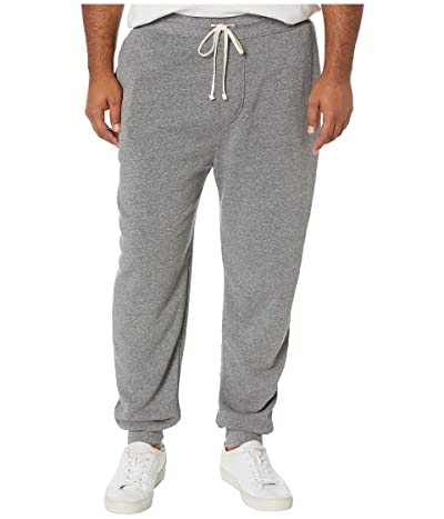 Alternative Big Tall Eco-Fleece Dodgeball Pants (Eco Grey) Men
