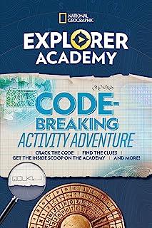 Explorer Academy Codebreaking Activity Adventure 1