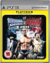 WWE Smackdown vs Raw 2011 Game (Platinum) PS3