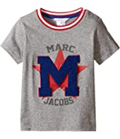 Little Marc Jacobs - Koala Or Print Short Sleeve Tee Shirt (Infant)