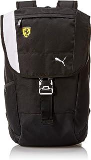 PUMA Men's Standard Scuderia Ferrari Fanwear Backpack, black, One Size
