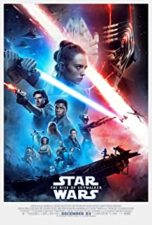 Kirbis Star Wars The Rise of Skywalker Movie Poster Wall Decor 17